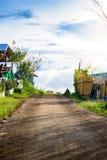 PHUTHAPBOEK PHETCHABUN THAILAND - OCTOBER 8 : Resorts and lodges Stock Images