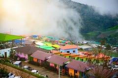 PHUTHAPBOEK PHETCHABUN THAILAND - OCTOBER 8 : Resorts and lodges Stock Photo