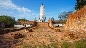 Phutthaisawan Temple in Ayutthaya Historical Park, Thailand Stock Photos