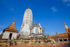 Phutthaisawan Temple in Ayutthaya Historical Park, Thailand Royalty Free Stock Image