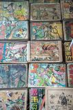 Phutthamonthon的佐井2,曼谷,泰国,24个S Suksasom博物馆 免版税图库摄影