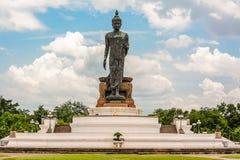Phutthamonthon ist ein buddhistischer Park Lizenzfreie Stockfotografie