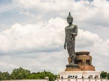 Phutthamonthon ist ein buddhistischer Park Stockbilder