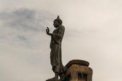 Phutthamonthon ist ein buddhistischer Park Lizenzfreie Stockfotos