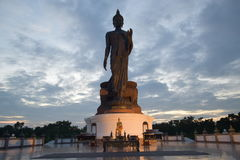 Phutthamonthon在Thailnd 图库摄影