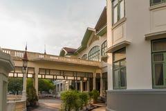 Phya den thailändska slotten eller kunglig personPhya thailändsk slott Arkivfoton