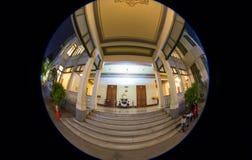 Phyathai宫殿,曼谷,泰国 免版税库存图片