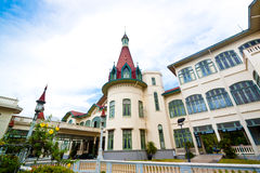 PhyaThaipaleis, Bangkok, Thailand Royalty-vrije Stock Foto