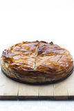 Phyllo pie Royalty Free Stock Image