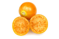 Physallis or Cape Gooseberries Royalty Free Stock Image