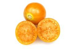 Physallis ou Gooseberries de cabo imagem de stock royalty free