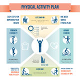 Physical activity Stock Image