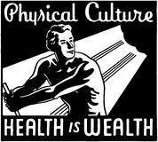 Physical Culture Royalty Free Stock Images