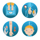 Physical Exam Royalty Free Stock Photography