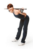 Physical exercise Stock Photos