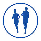 Physical exercise Royalty Free Stock Images
