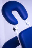 Physical therapy physiotherapy chair Royalty Free Stock Image