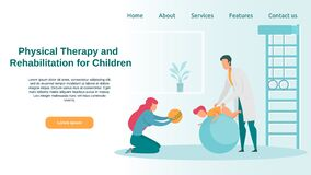 Physical Therapy and Rehabilitation for Children