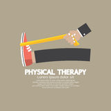Physical Therapy Royalty Free Stock Photo