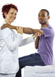 Physical Therapy Stock Image