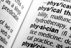 Physician Stock Photography