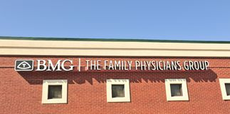 Physicians Group, BMG Stock Photo