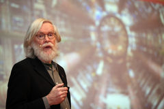 Physicist John Ellis Stock Photography