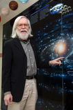 Physicist John Ellis Royalty Free Stock Photography