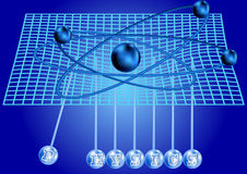 Physics Royalty Free Stock Images