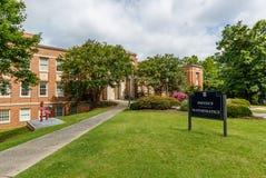 Physics Building at Duke University Royalty Free Stock Photos
