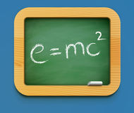 Physics class icon Royalty Free Stock Photography