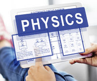 Physics Complex Experiment Formula Function Concept Royalty Free Stock Photo