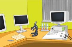 Physics Laboratory Stock Images