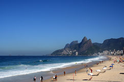 Physiognomy di Rio Fotografia Stock