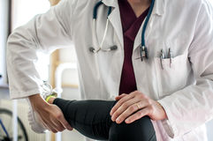 physiotherapie Stockfotografie