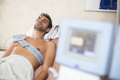 Physiotherapy Royalty Free Stock Photography