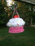 Piñata пирожного Стоковая Фотография