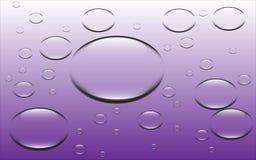 Pięknych Przejrzystych bąbli obrazka wektoru Pro wizerunek ilustracja wektor