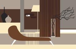 Pièce illustration stock