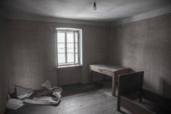 Pièce abandonnée Images libres de droits