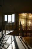 Pièce d'ombre Image libre de droits