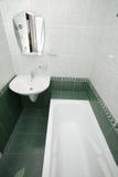 Pièce de Bath Photographie stock