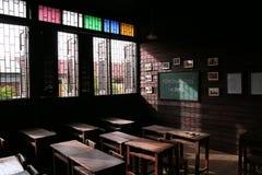Pièce de classe vide. Photos libres de droits