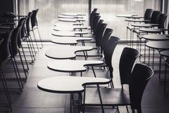 Pièce de conférence avec les sièges vides Photographie stock