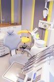 Pièce de consultation de dentiste Photos stock
