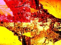 pièce de couleurs Photo stock