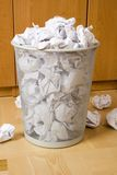 Pièce de déchets Photographie stock libre de droits