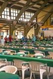 Pièce de jeu des échecs Images stock