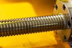 Pièce de machine-outil Photo libre de droits