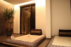 Pièce de massage Photographie stock libre de droits